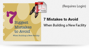7 Mistakes to Avoid When Building a New Facility
