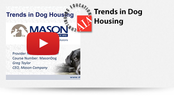 Trends in Dog Housing (1 hour)