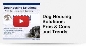 Dog Housing Solutions: Pros & Cons and Trends