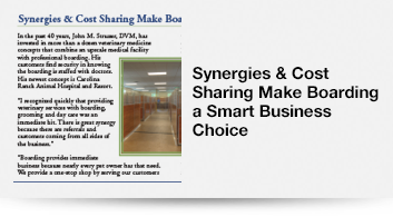 Synergies & Cost Sharing with Boarding