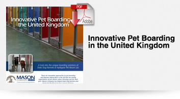 Innovative Pet Boarding in the United Kingdom