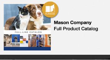 Strange Mason Company Kennel Manufacturer Kennel Designs Kennel Beutiful Home Inspiration Xortanetmahrainfo