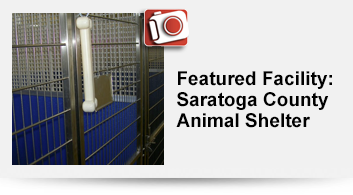 Featured Facility: Saratoga-County-Animal-Shelter