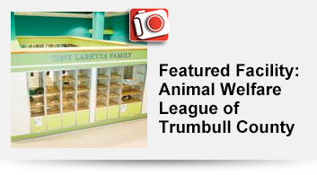 Featured Facility: Animal Welfare League of Trumbull County