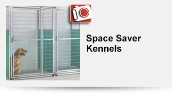 Space Saver Kennels