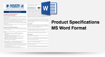 mason-specifications-word