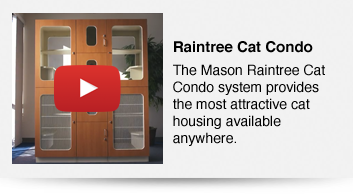 Raintree Cat Condo
