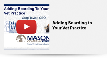 Adding Boarding to Your Vet Practice - On Demand